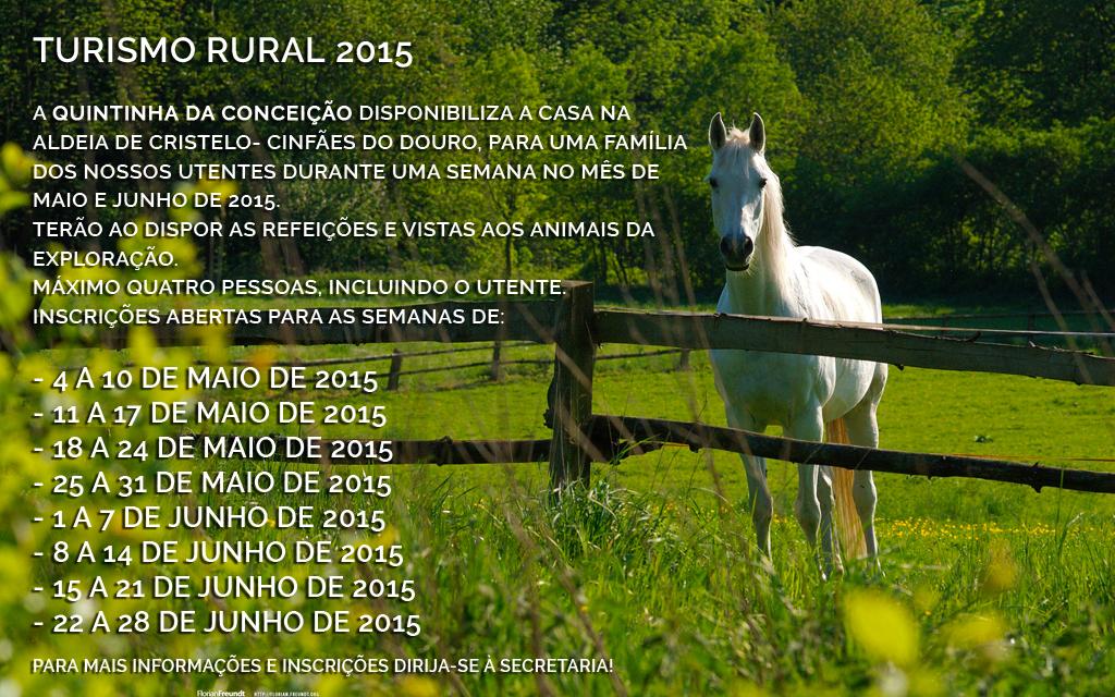 turismo rural quintinha conceição 2015